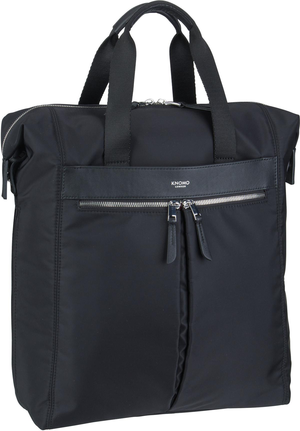 Handtasche Mayfair Chiltern 15.6'' RFID Black/Silver
