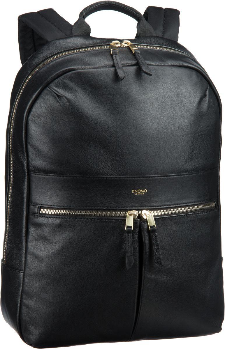 Rucksack / Daypack Mayfair Luxe Beaux 14'' RFID Black