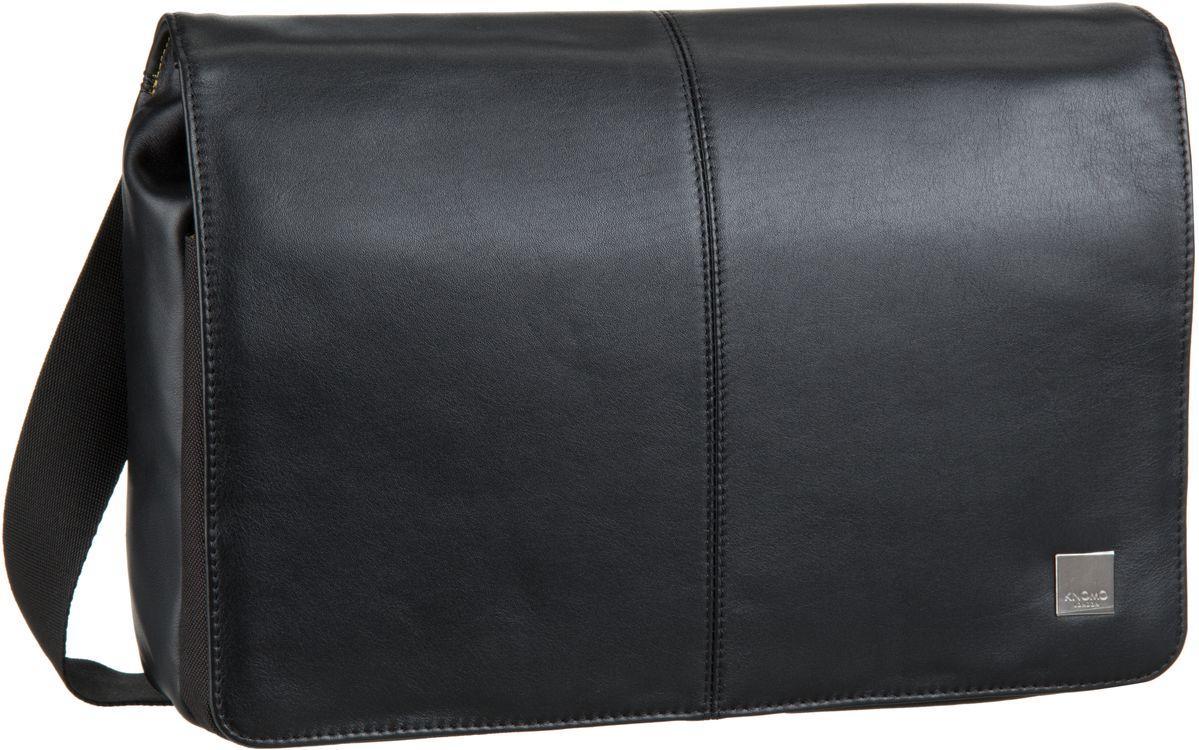 Umhängetasche Brompton Classic Kinsale 13'' RFID Black