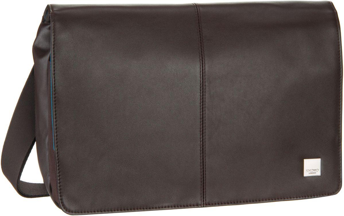 Umhängetasche Brompton Classic Kinsale 13'' RFID Brown