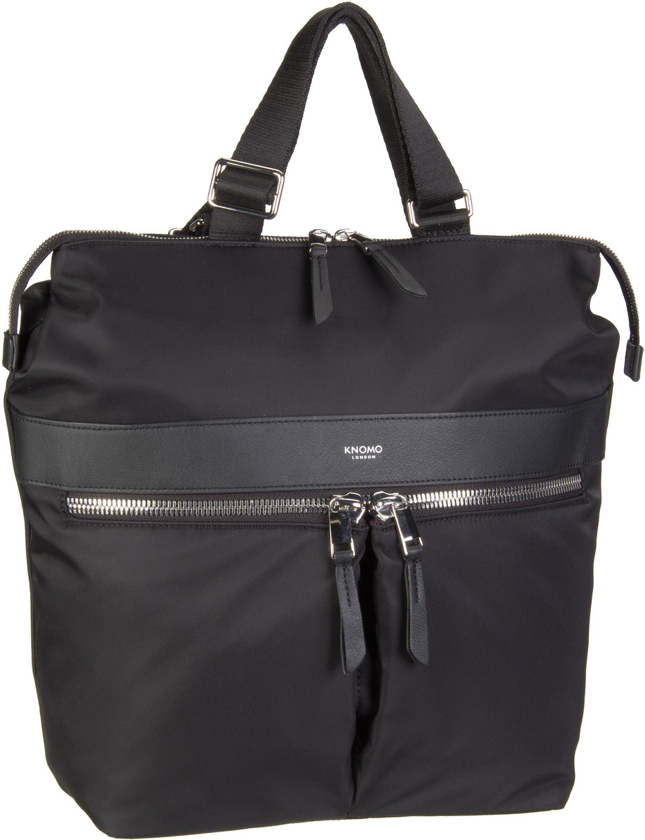 Handtasche Mayfair Capsule Gilbert 14'' Black