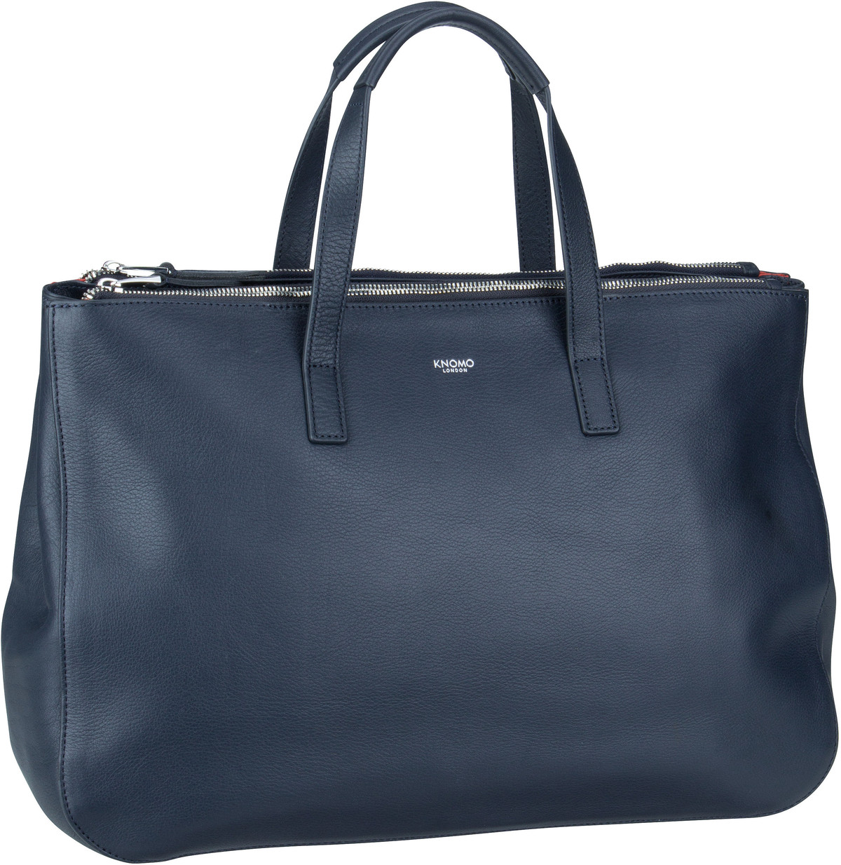 Handtasche Mayfair Luxe Derby 14'' Navy