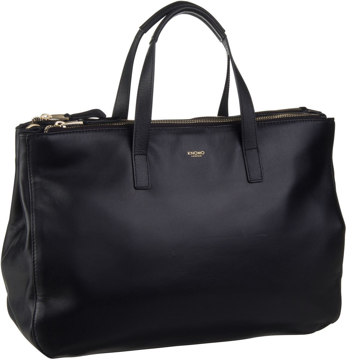 Handtasche Mayfair Luxe Derby 14'' Black