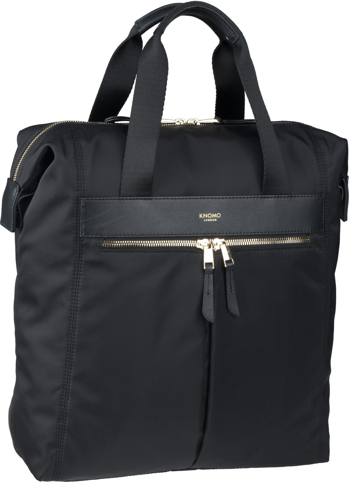 Rucksack / Daypack Mayfair Mini Chiltern 13'' Black/Gold (11.8 Liter)