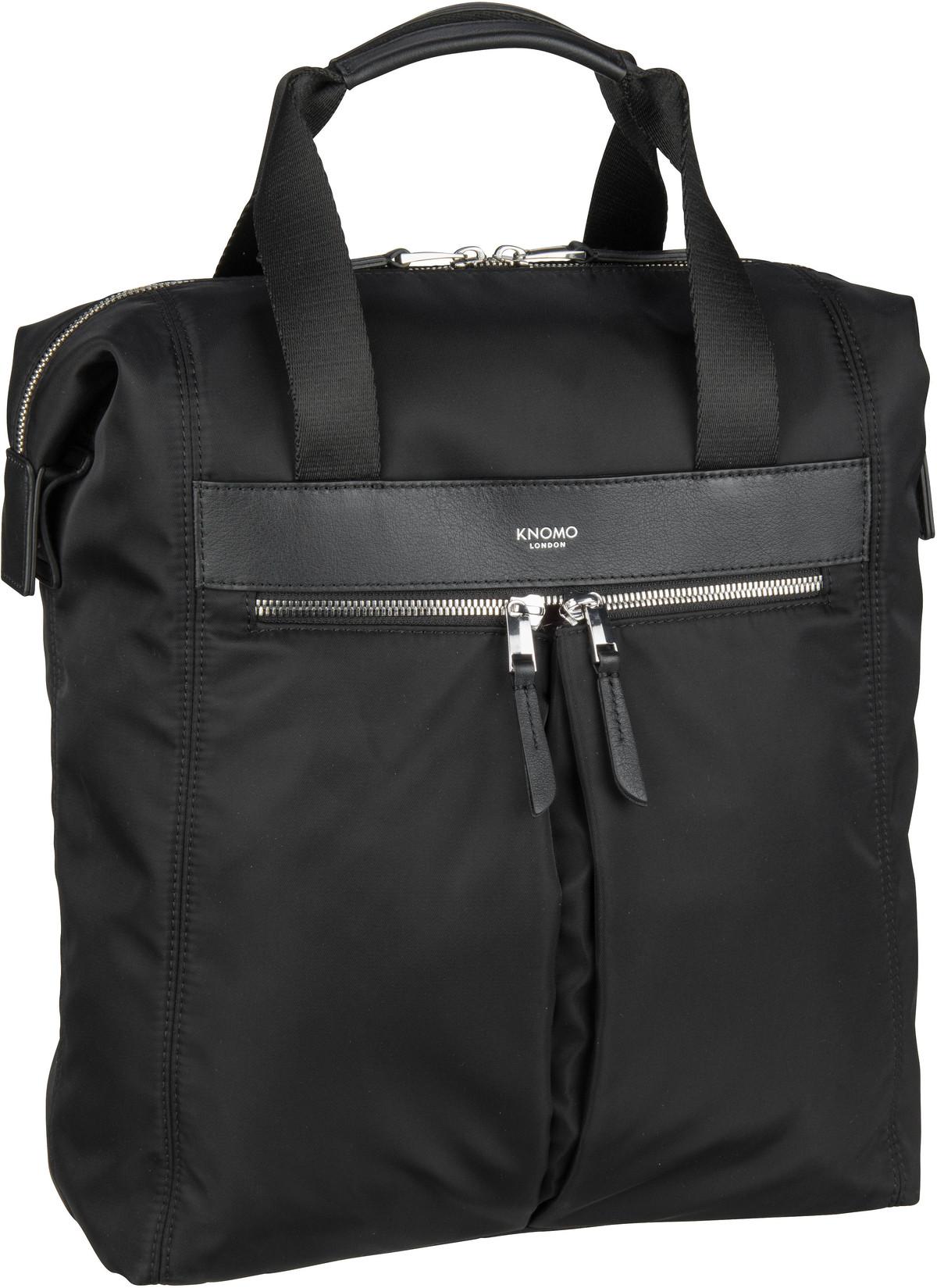 Rucksack / Daypack Mayfair Mini Chiltern 13'' Black/Silver (11.8 Liter)