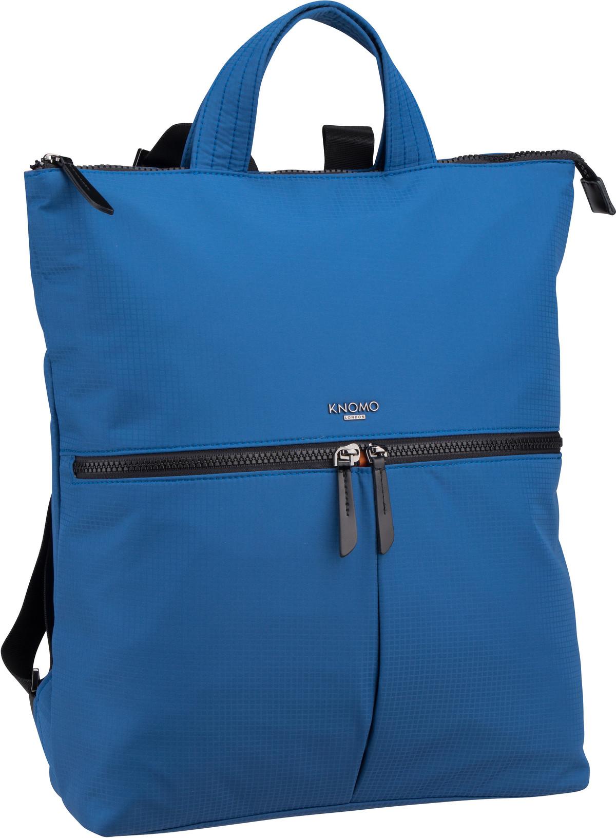 Rucksack / Daypack Dalston Reykjavik 15'' Nautical Blue (innen: Orange)