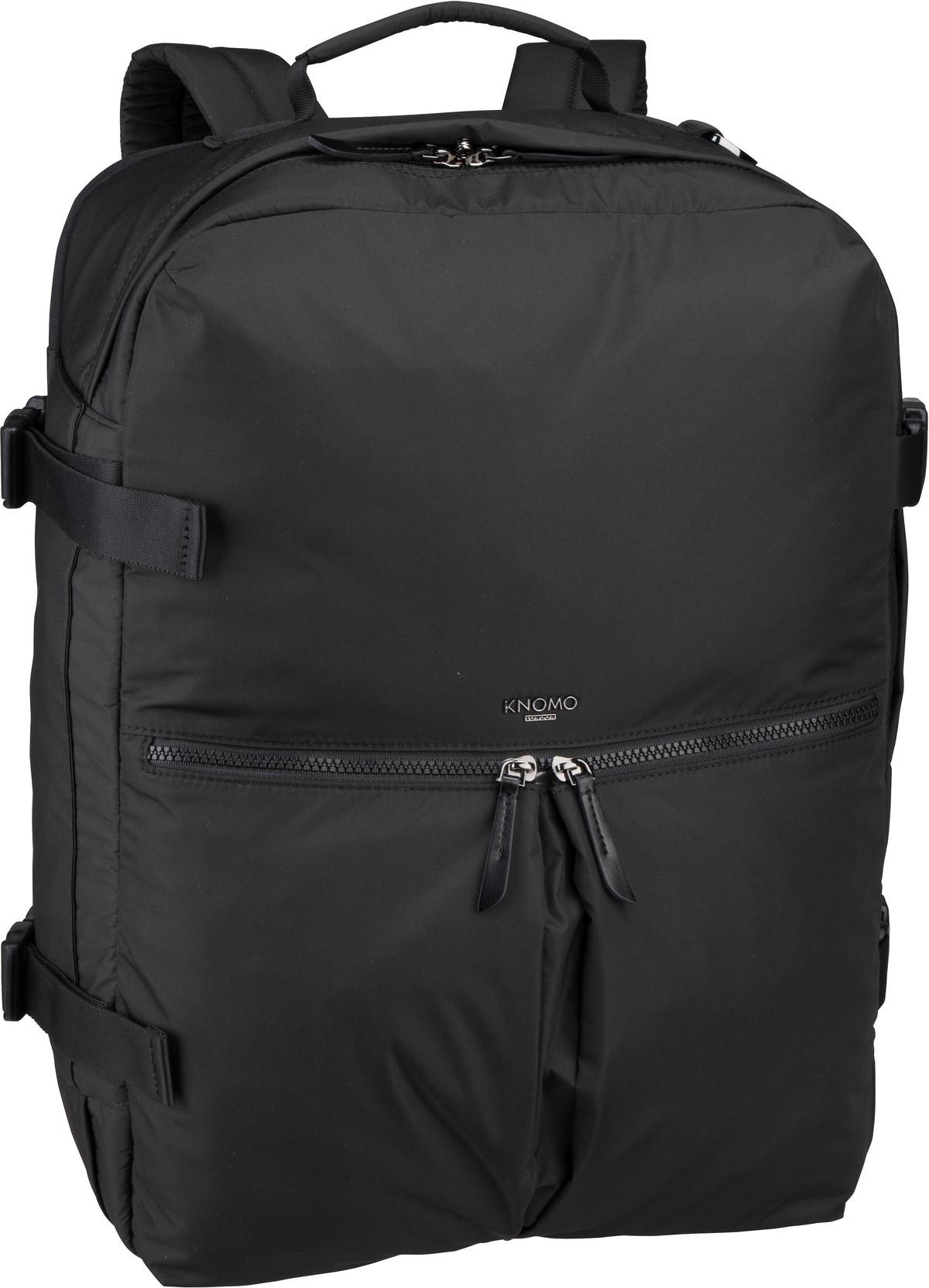 Rucksack / Daypack Dalston Budapest 15.6'' Black (24.2 Liter)