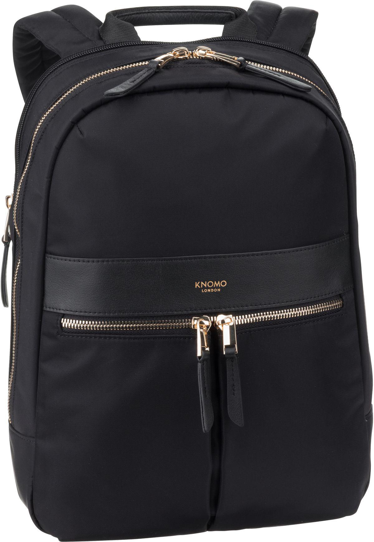 Rucksack / Daypack Mayfair Mini Beaufort Backpack 12'' Black/Gold