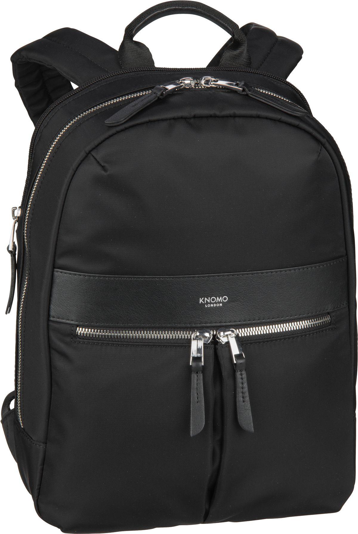 Rucksack / Daypack Mayfair Mini Beaufort Backpack 12'' Black/Silver