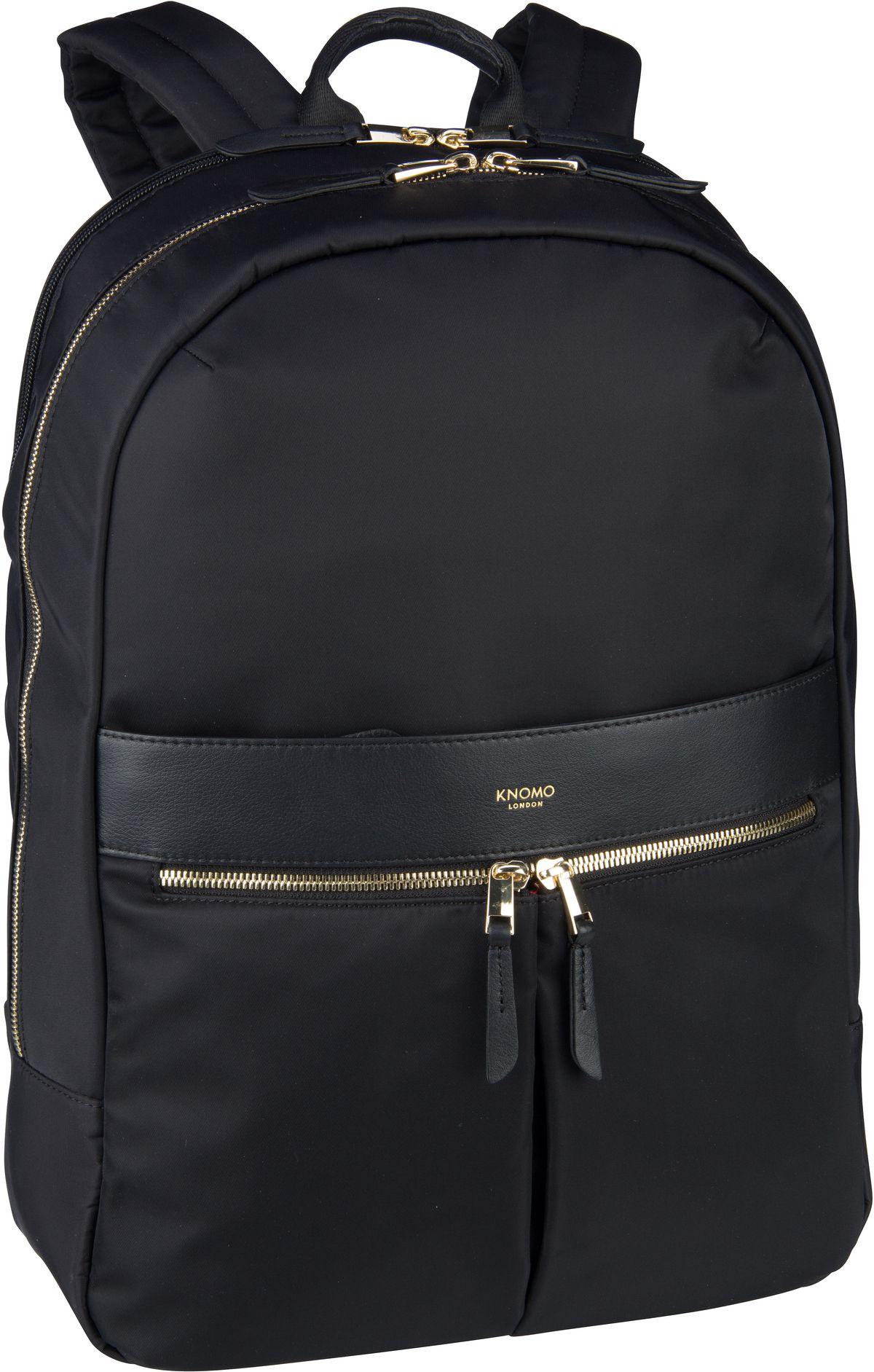 Rucksack / Daypack Mayfair Beaufort 15'' Black/Gold (16 Liter)
