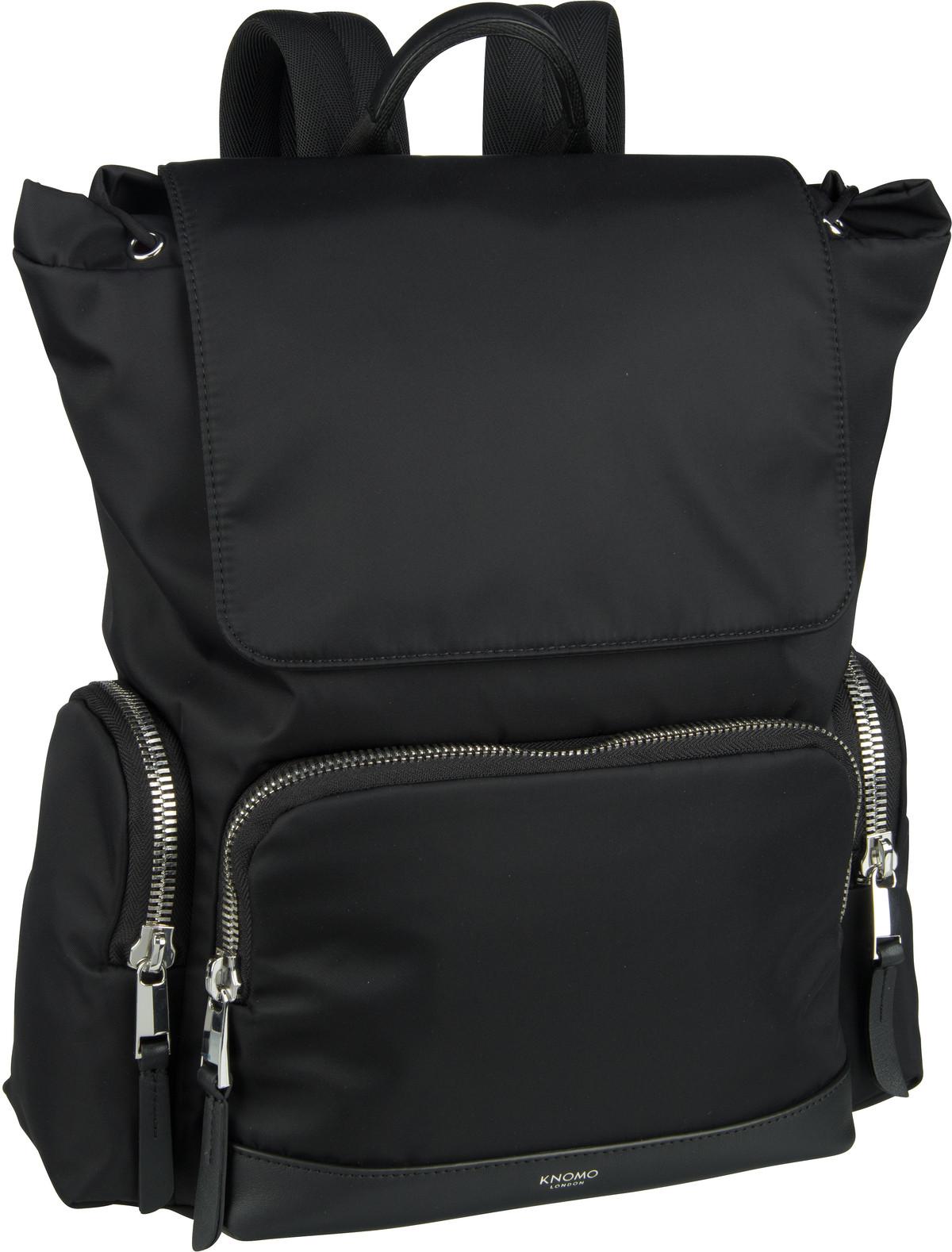 Rucksack / Daypack Mayfair Clifford 13'' Black/Silver (10 Liter)