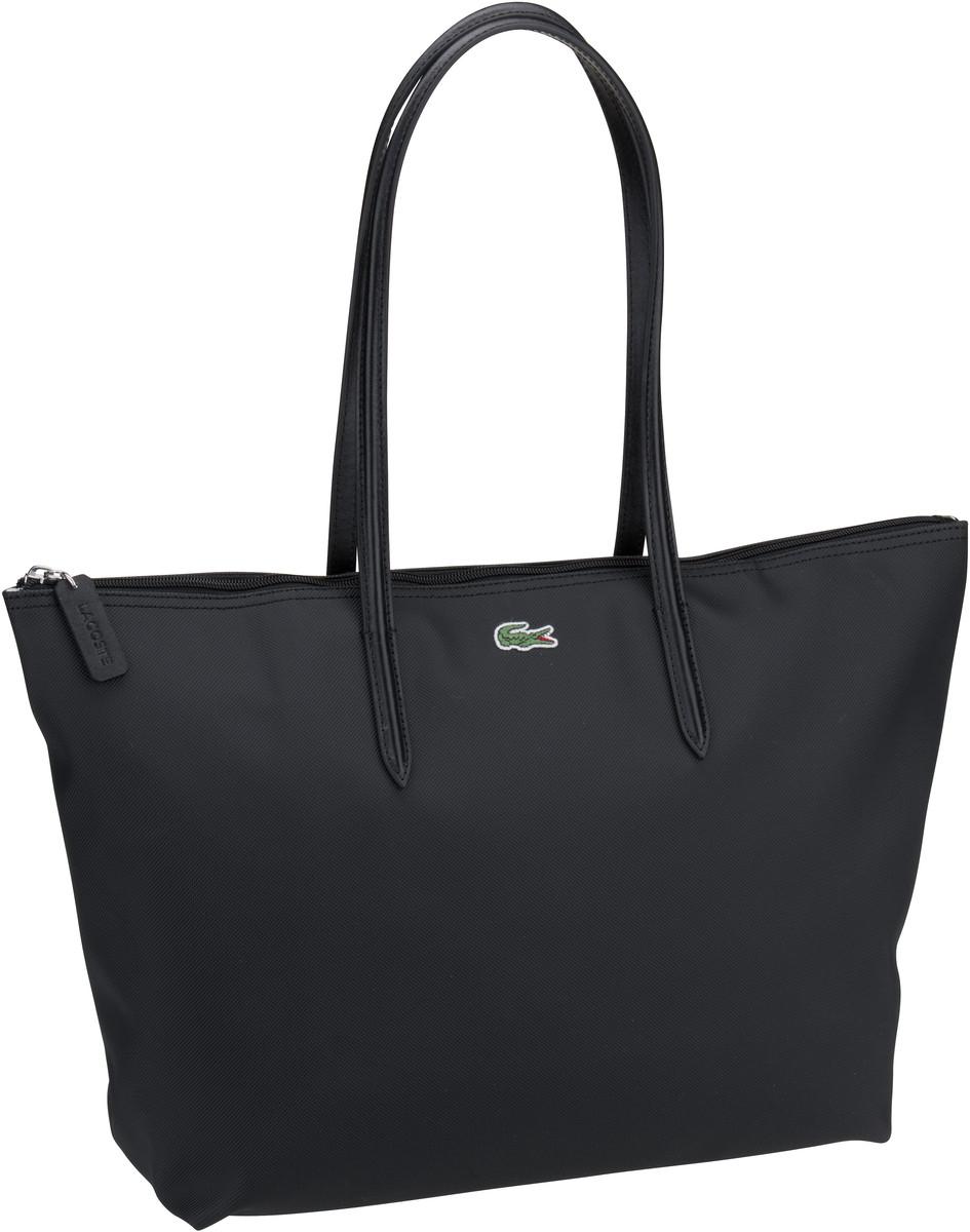 Lacoste Handtasche Shopping Bag L 1888 Black