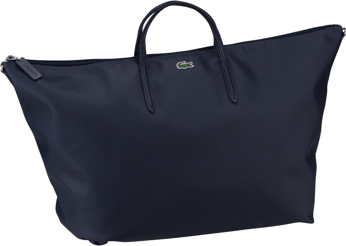 Lacoste Handtasche Travel Shopping 1947 Eclipse