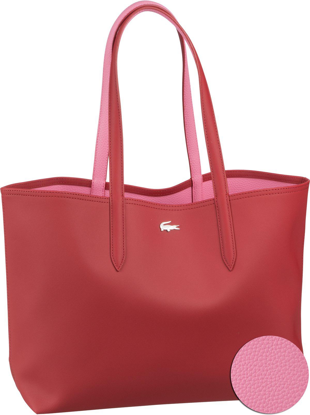 Shopper Anna Shopping Bag 2142 Alizarin Red/Château Rose (innen: Rosa)
