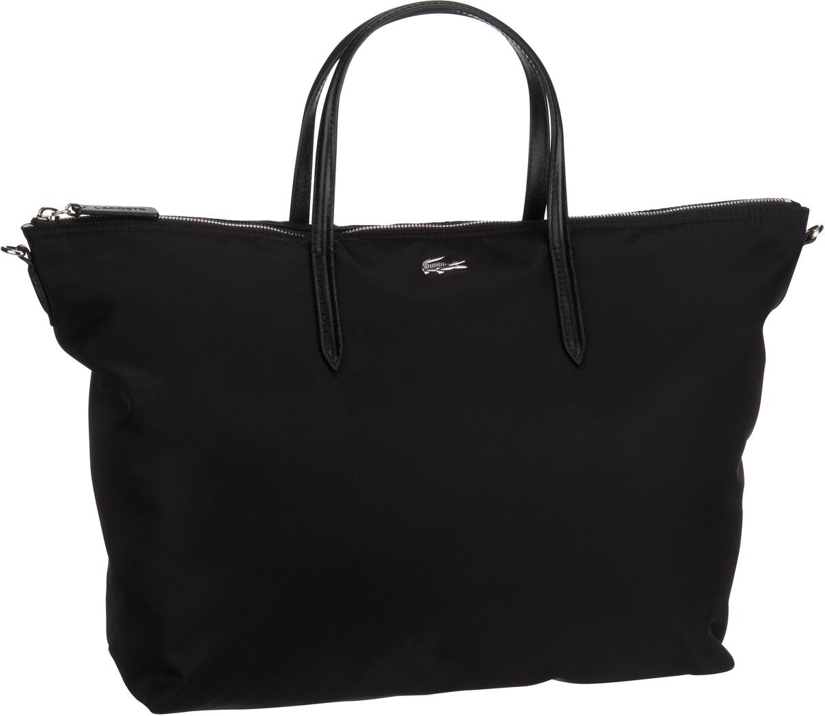 Lacoste Shopper SStrap Shopping Bag L 2606 Black