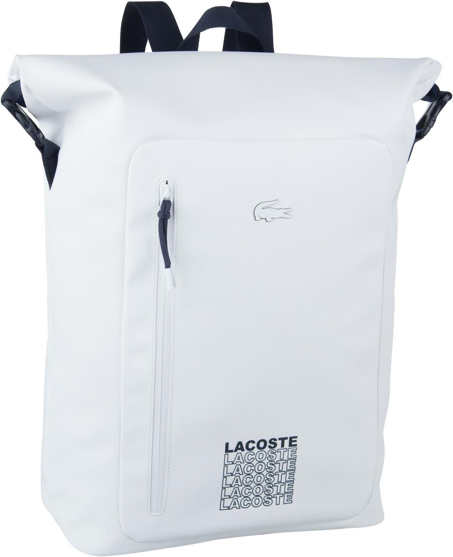 Rucksack / Daypack Roll Backpack 2855/57 White Peacoat