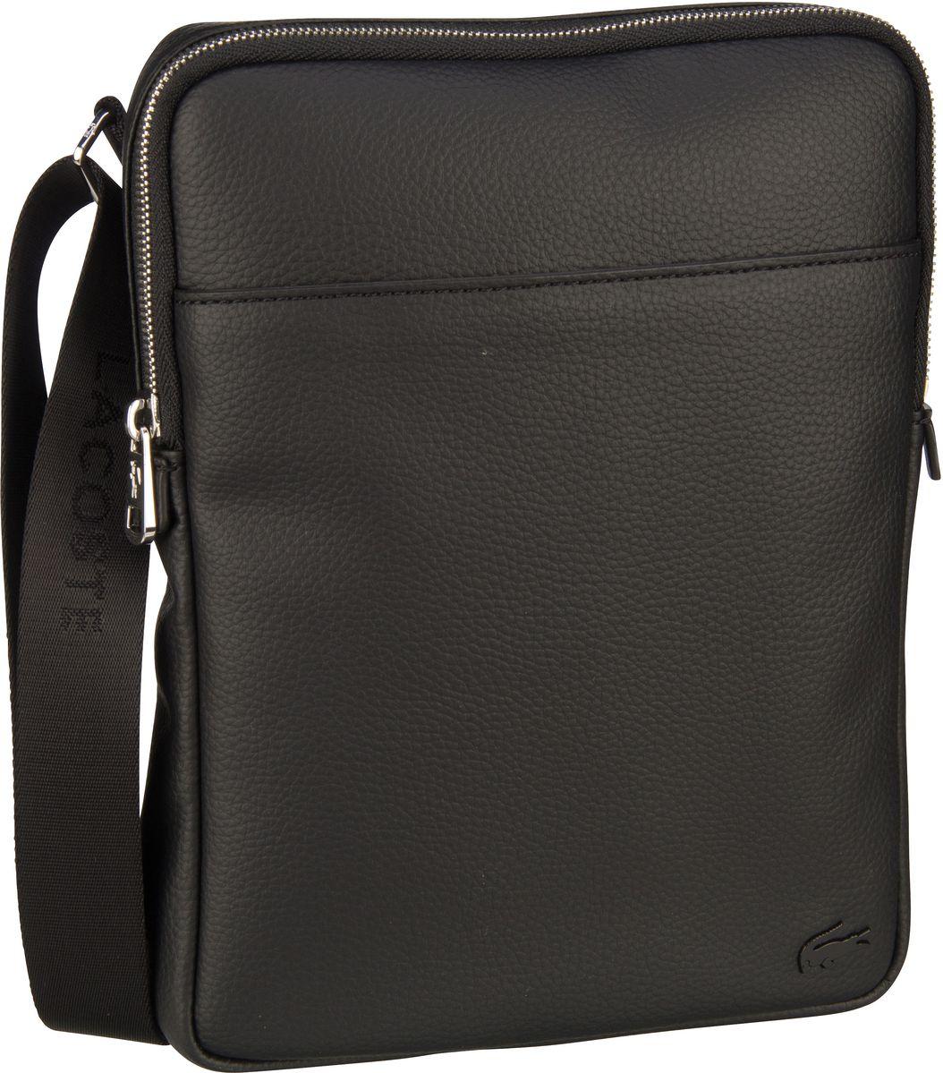 Umhängetasche Flat Crossover Bag M 2840 Black
