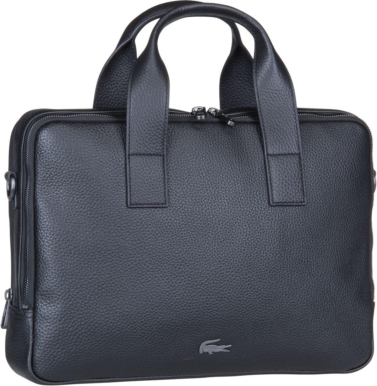 lacoste -  Aktentasche Soft Mate Computer Bag 3279 Black