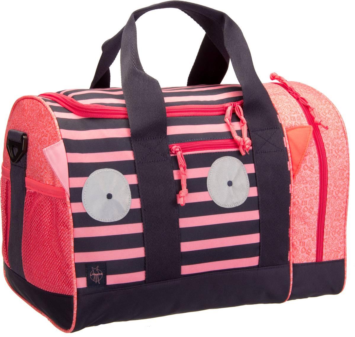 Neiße-Malxetal Angebote Lässig 4Kids Mini Sportbag Little Monsters - Mad Mabel Reisegepäck für Kinder