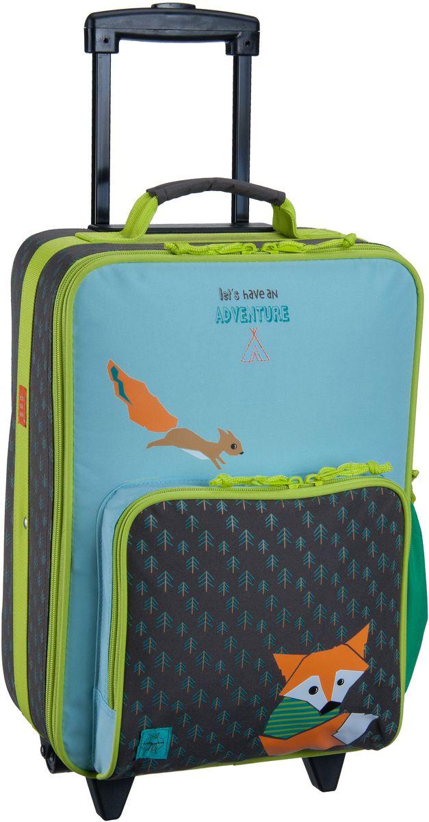 Lässig 4Kids Trolley Little Tree - Fox Reisegepäck für Kinder Sale Angebote Jämlitz-Klein Düben