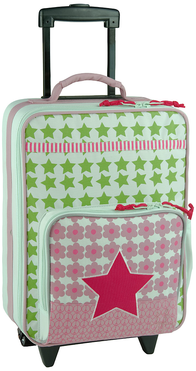 4Kids Trolley Starlight Magenta