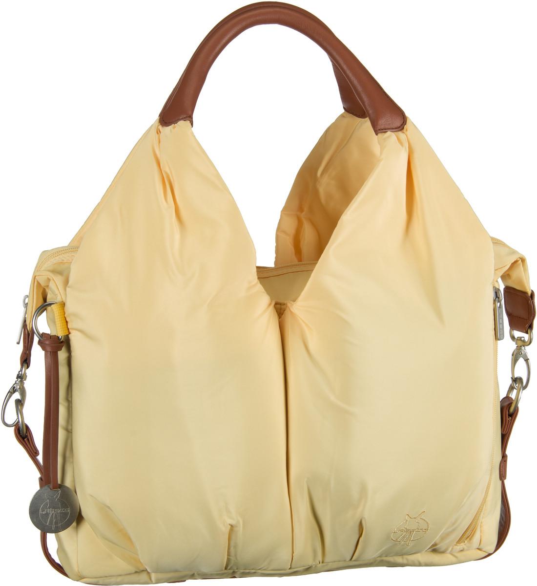 Lässig Glam Signature Bag Popcorn (innen: Mint) - Wickeltasche Sale Angebote Hornow-Wadelsdorf