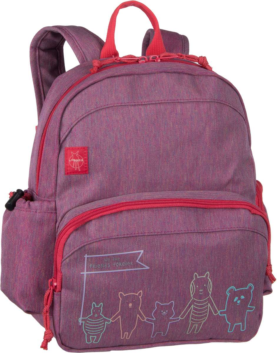 Rucksack / Daypack About Friends Medium Backpack Mélange Pink