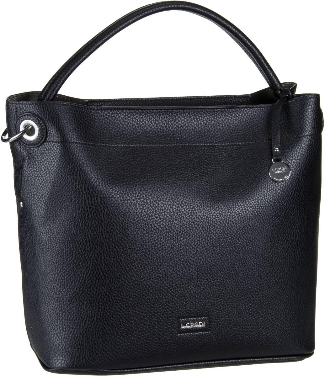 Handtasche Maxima 7674 Schwarz