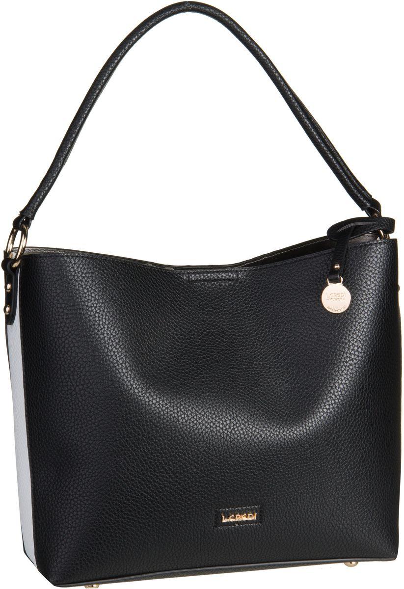 Handtasche Alisa 8005 Schwarz