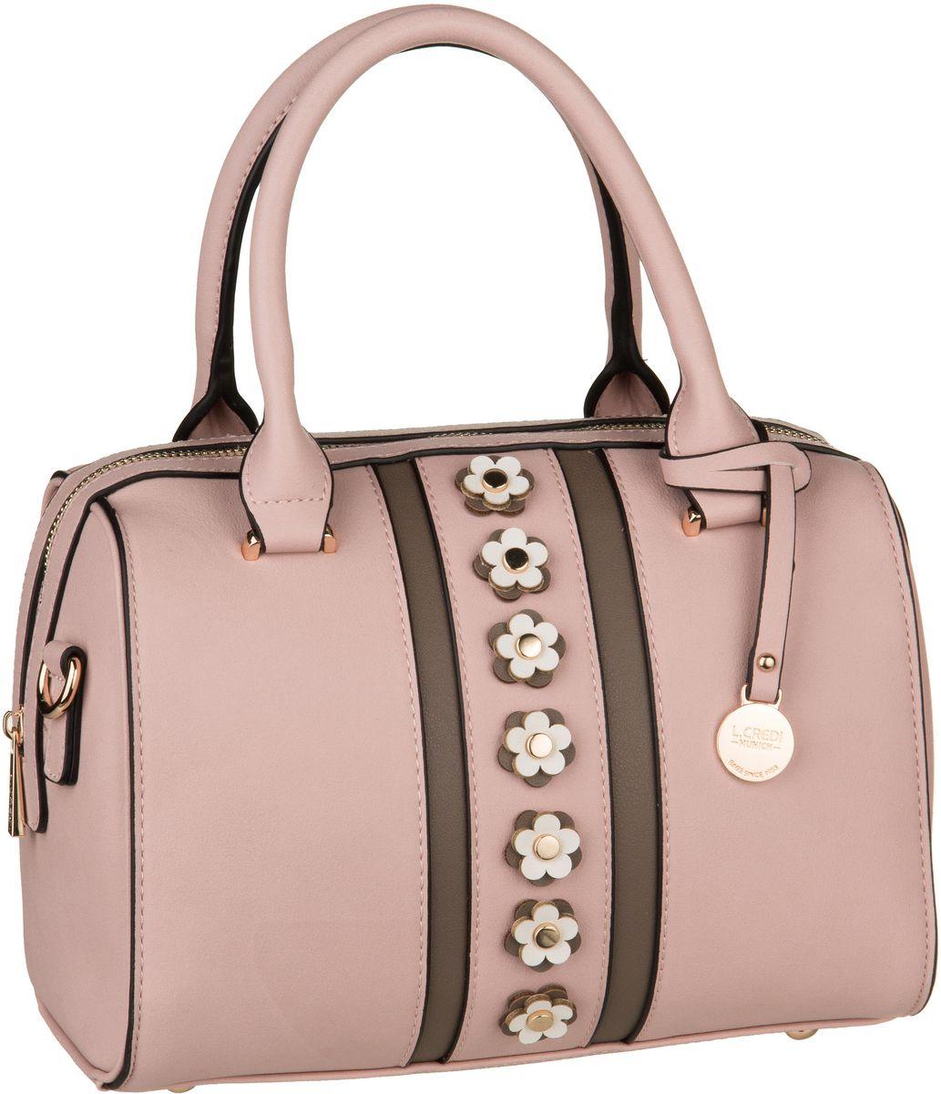 Handtasche Agnes 7696 Rose