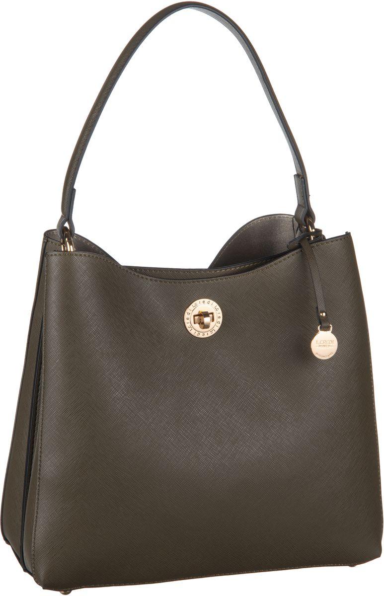 Handtasche Brooke 2416 Khaki