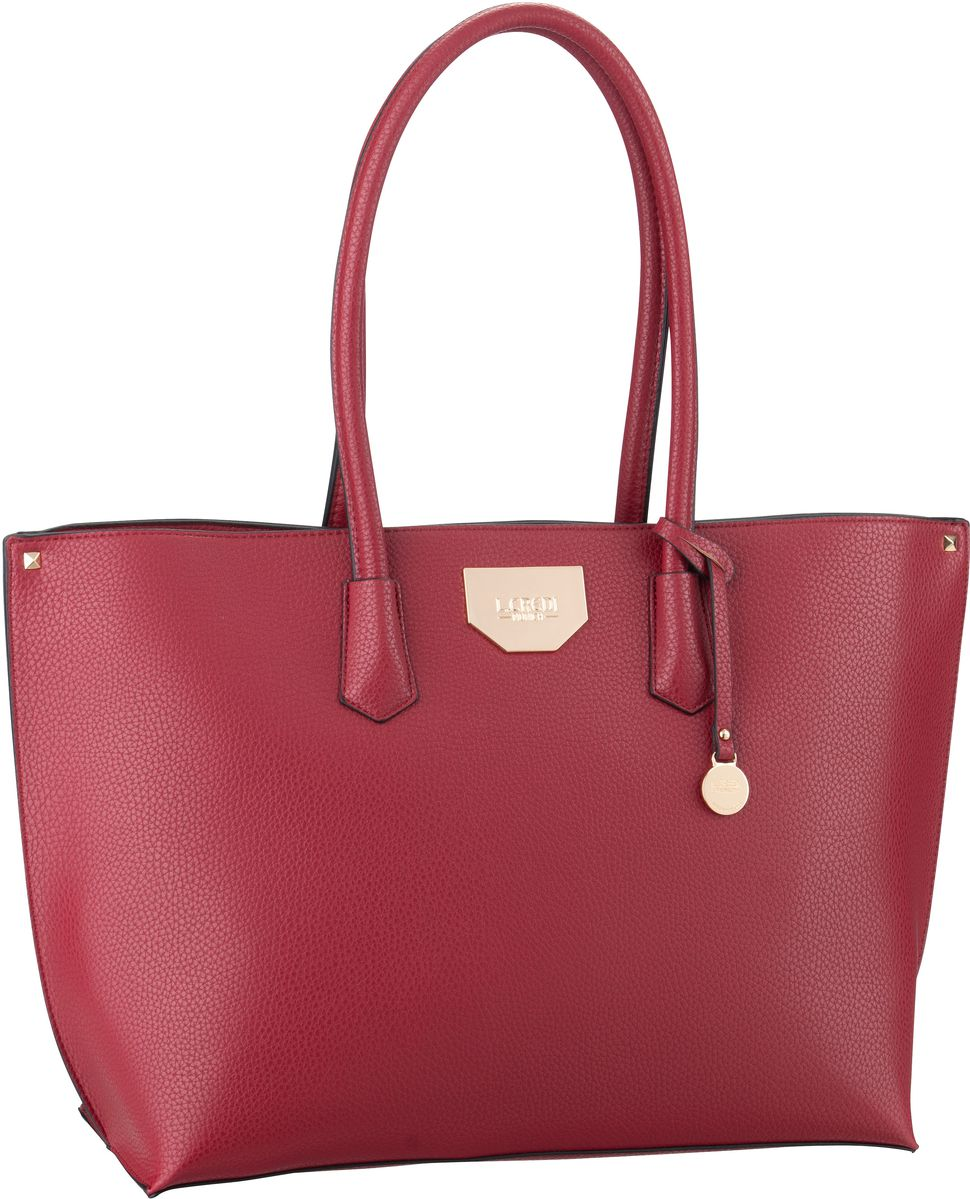 Handtasche Bari 2105 Rot