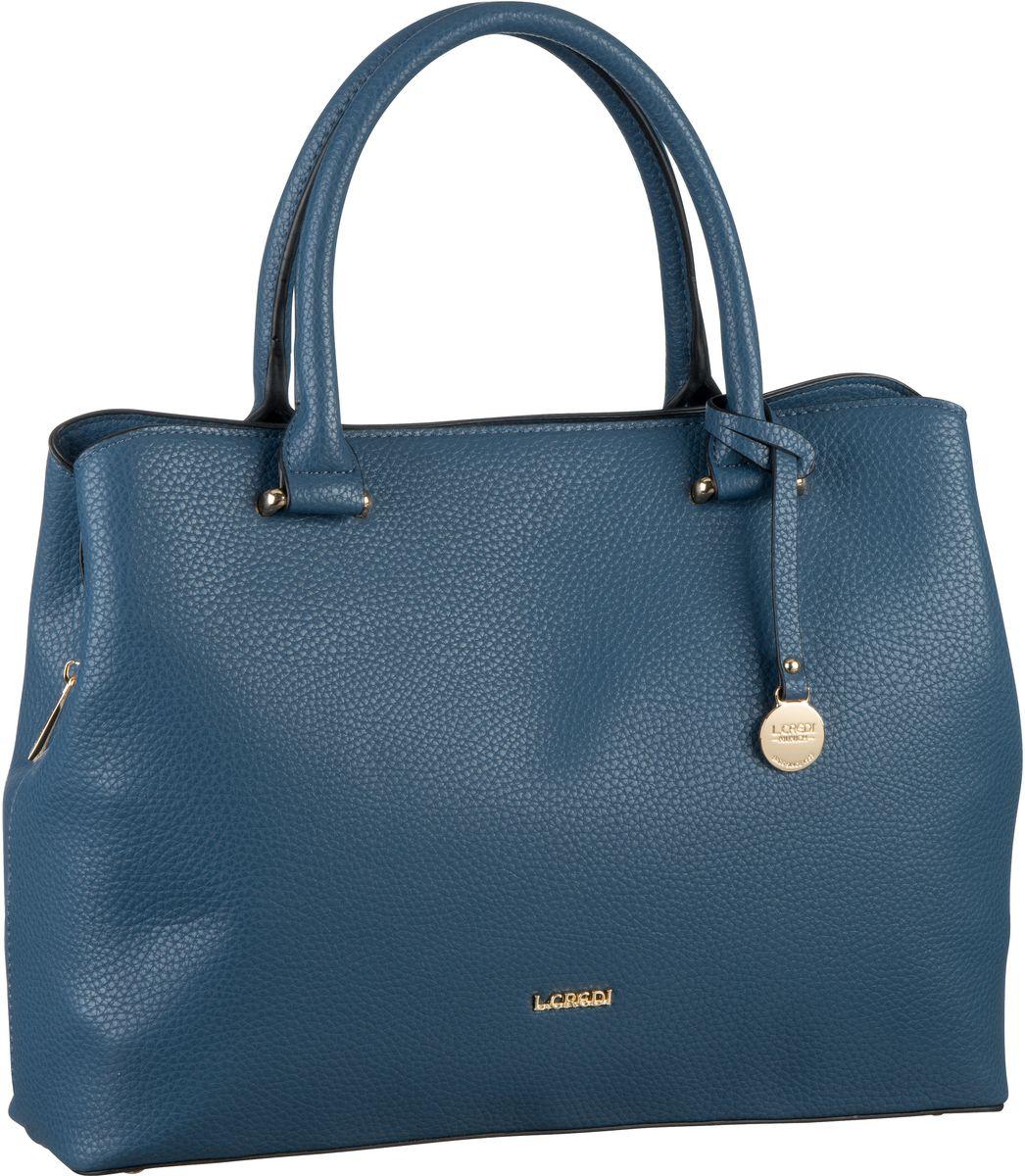 Handtasche Barbro 2089 Blau