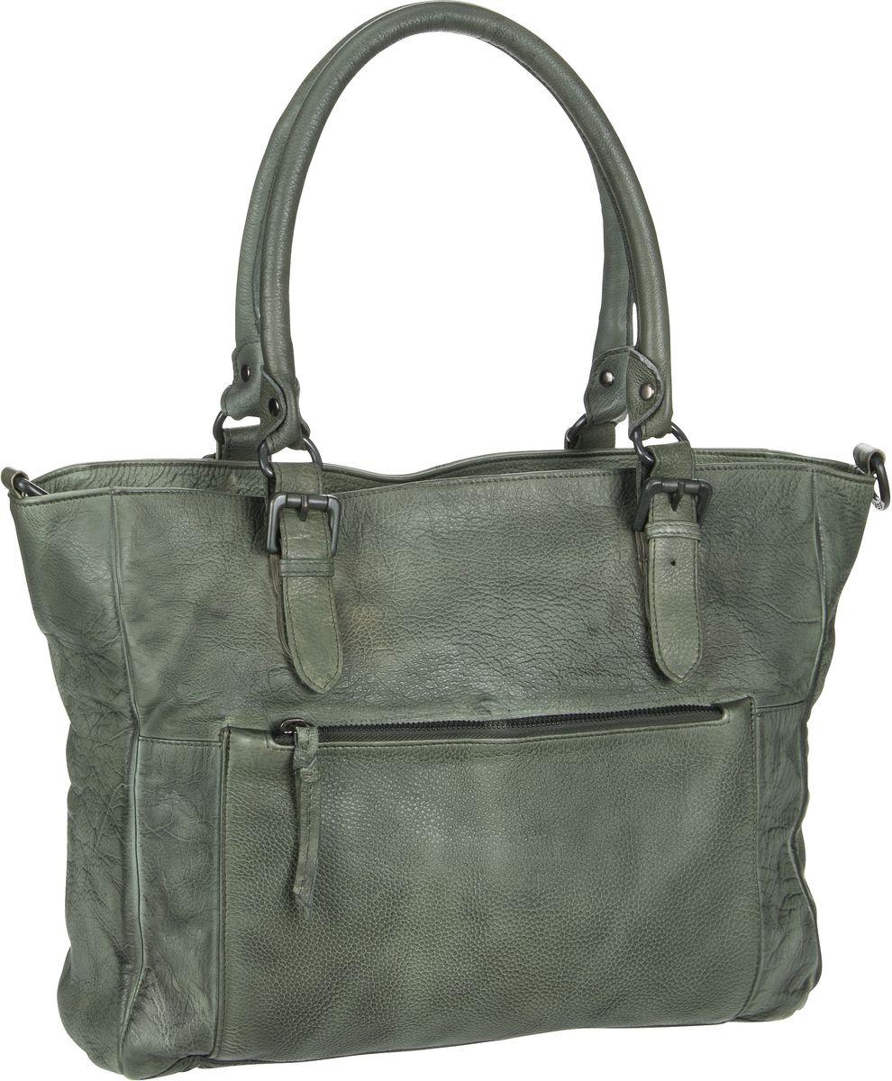 Legend Milano Green - Handtasche