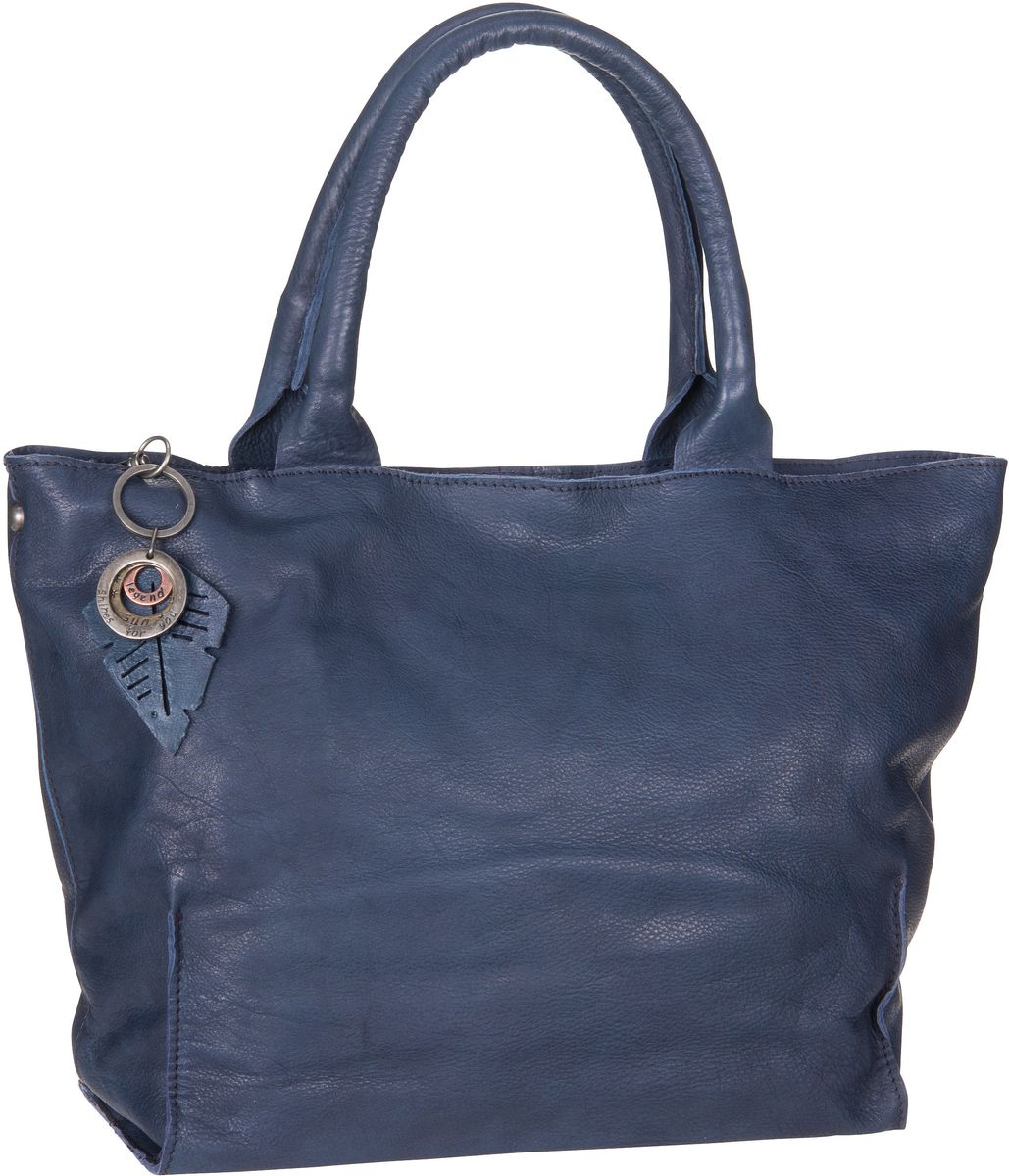 Legend Bardot Blue - Handtasche