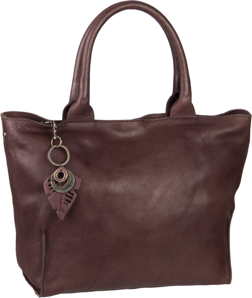 Legend Bardot Brown - Handtasche