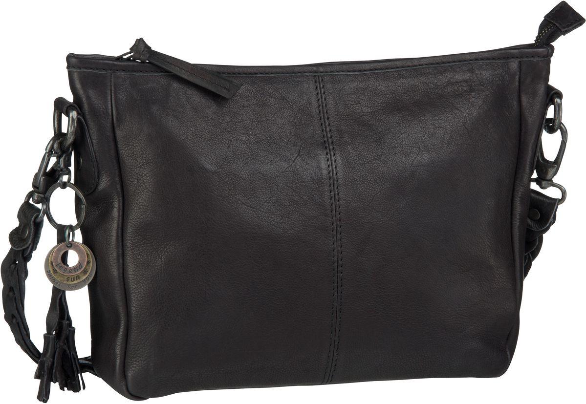 Legend Bobbio Black - Handtasche