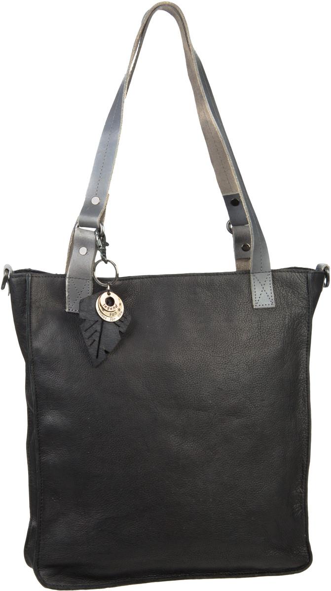 Legend Torino Black - Handtasche