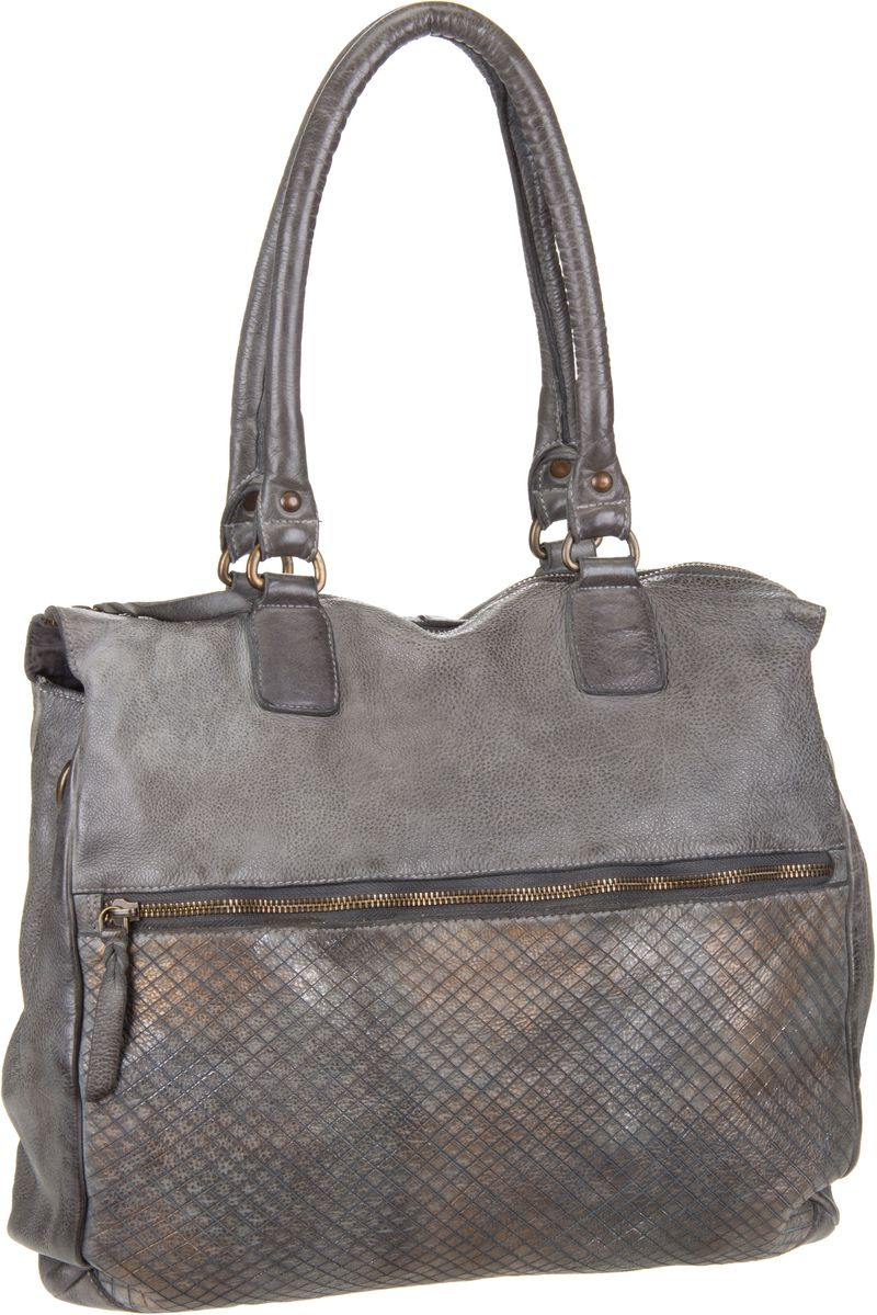 Legend Tarsia Grey - Handtasche