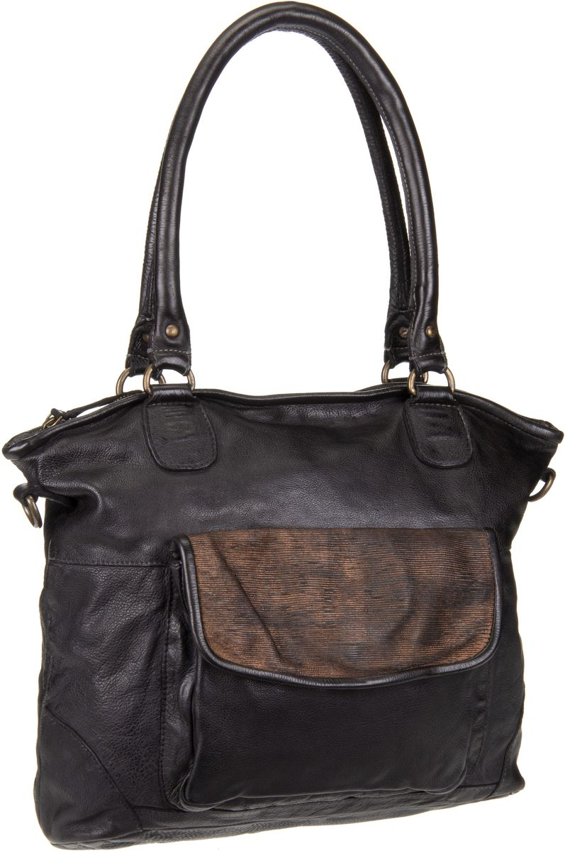 Legend Trevi Black - Handtasche