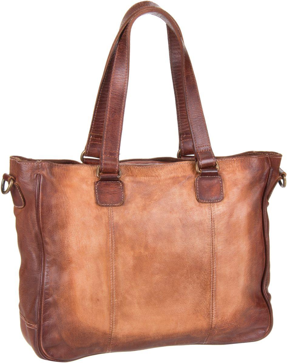 Legend Trecase Cognac - Handtasche