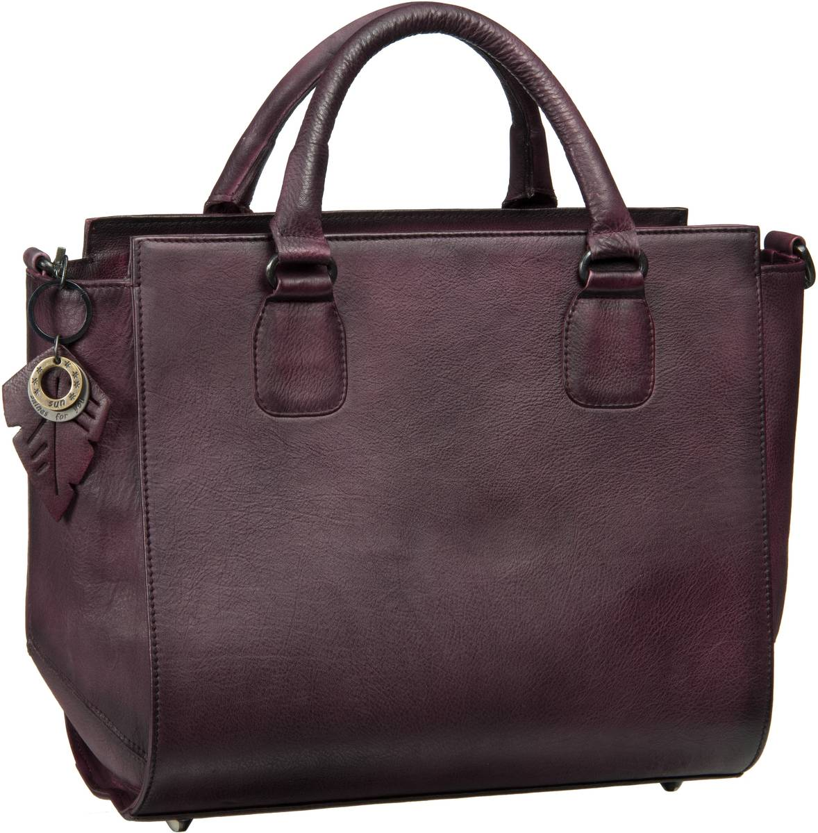 Legend Vasto Bordeaux - Handtasche
