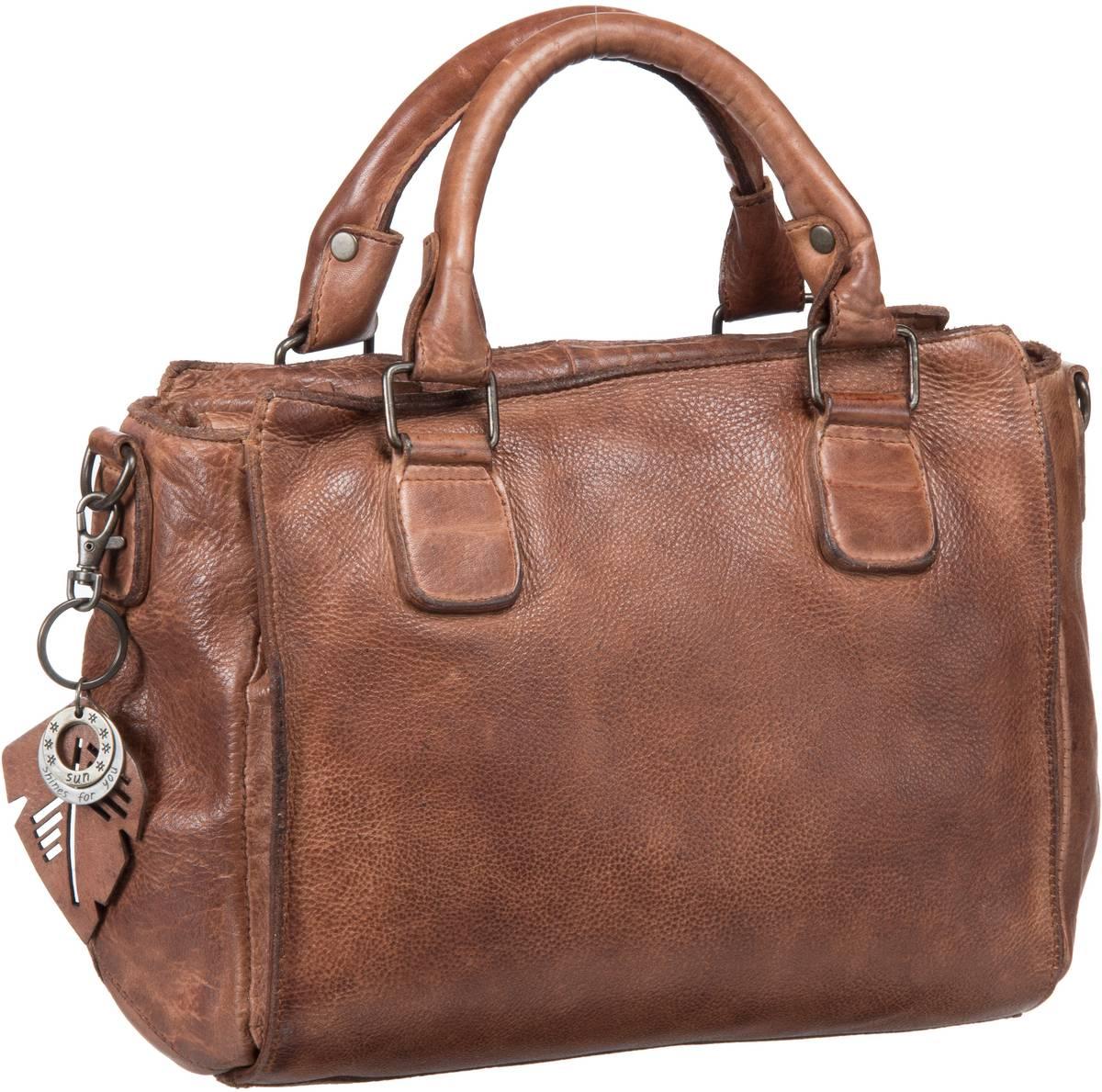 Legend Stagno Cognac - Handtasche