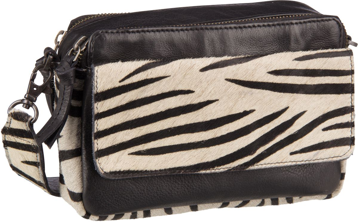 Umhängetasche Falcone Zebra