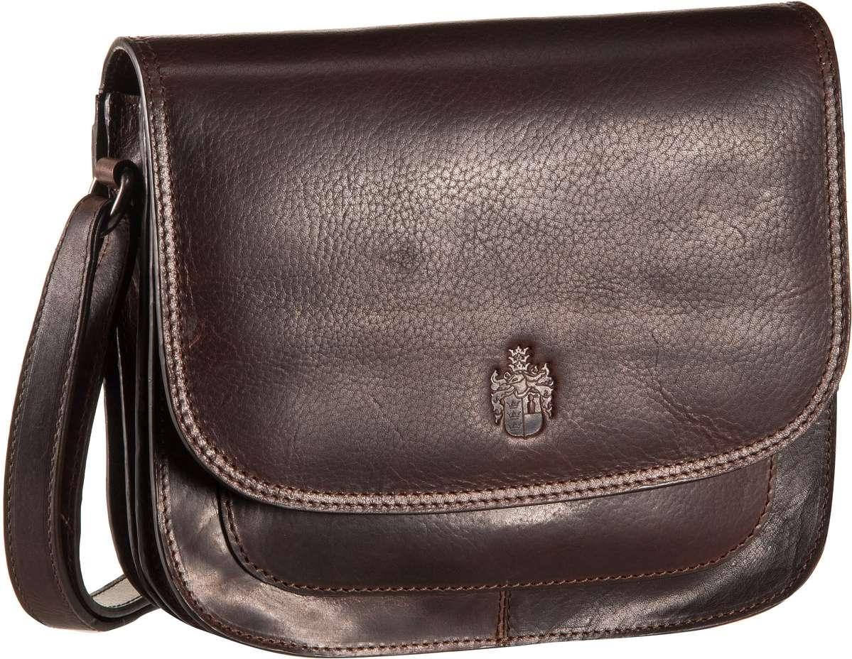 Umhängetasche Lucca 6377 Handtasche M Braun