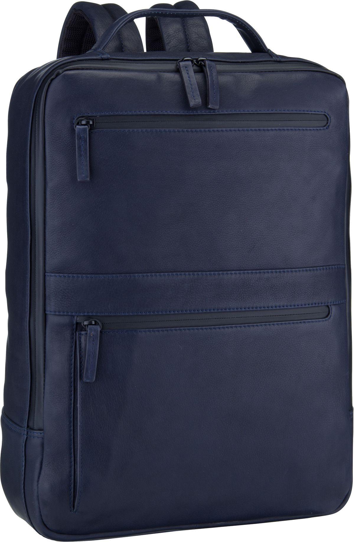Rucksack / Daypack Den Haag 6753 Rucksack Blau