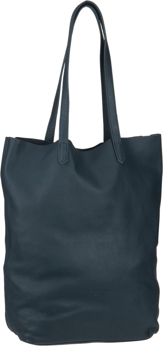 99f5f5bd4c7f8 Liebeskind Berlin Handtasche Viki 7 Vintage Dark Blue kaufen
