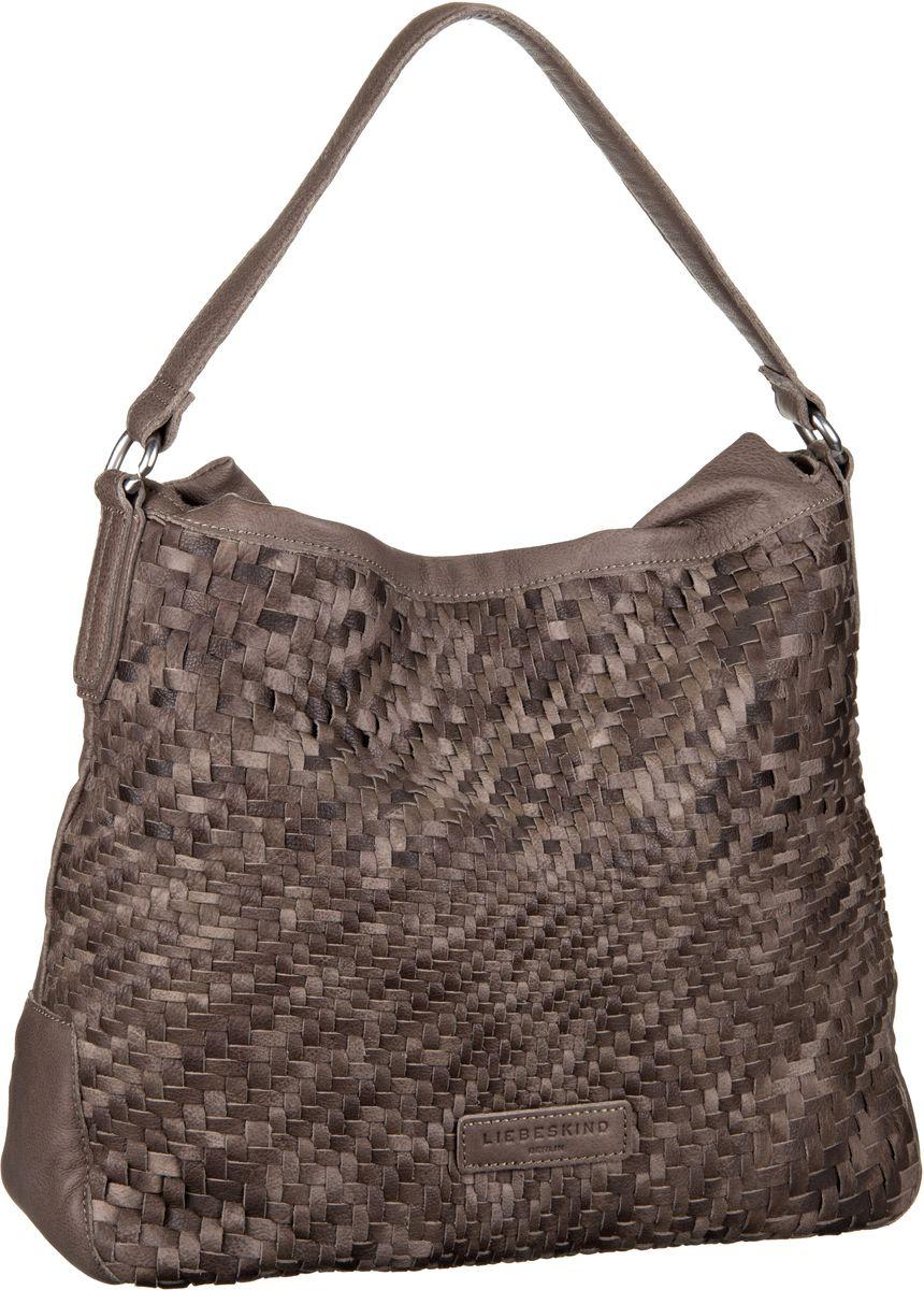 liebeskind kindamba rhino brown handtasche handtaschen henkeltasche. Black Bedroom Furniture Sets. Home Design Ideas