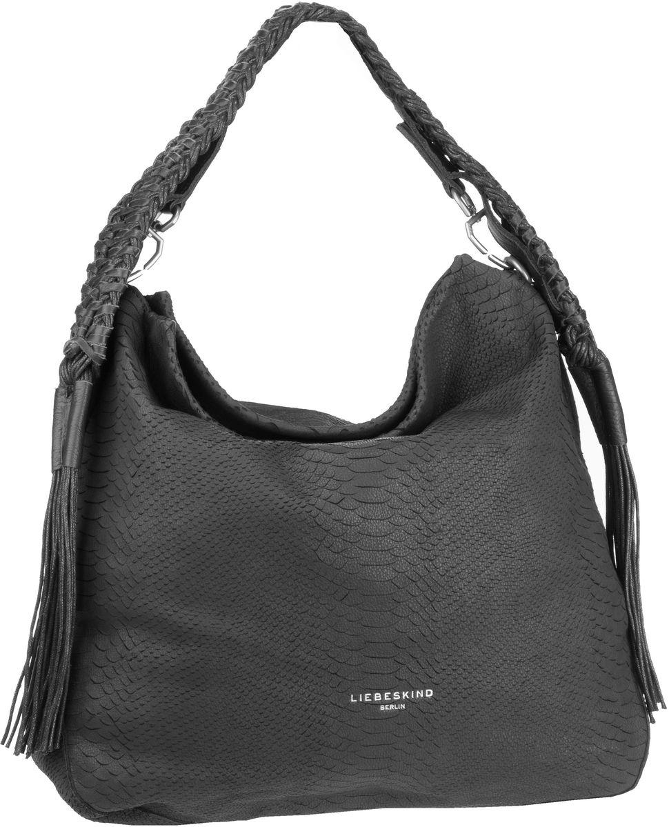 Liebeskind Riverdale Oil Black - Handtasche Sale Angebote Haasow
