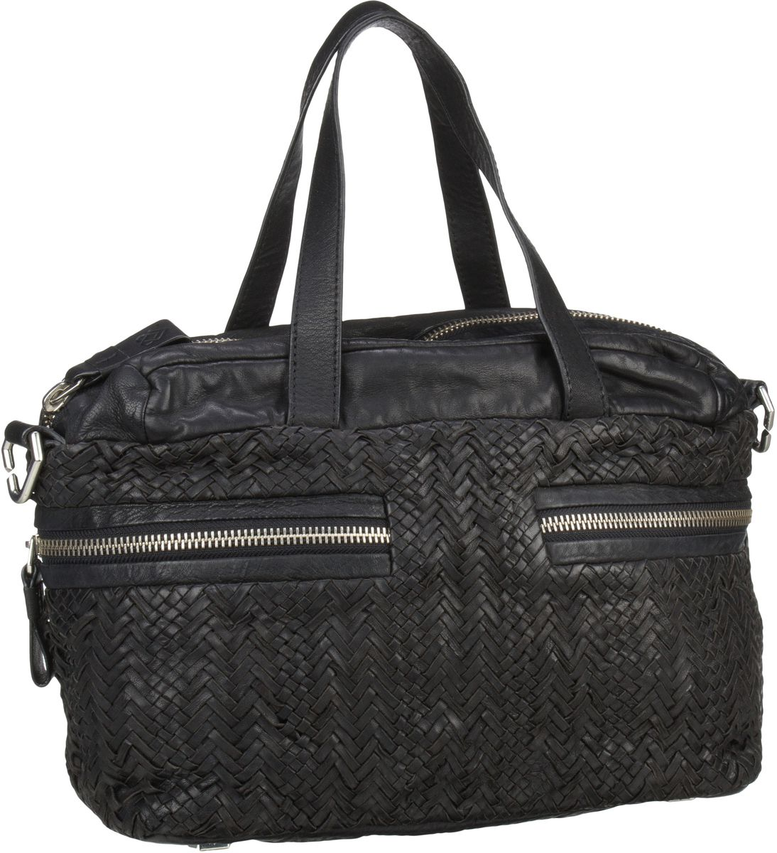 Liebeskind Berlin Arizona Oil Black - Handtasche